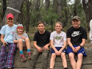 Family day walks in national parks close to Perth western australia