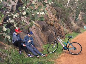 Teens also will love the cycle around and through John Forrest National Park